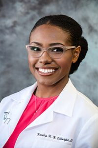 Kendra Gillespie MD