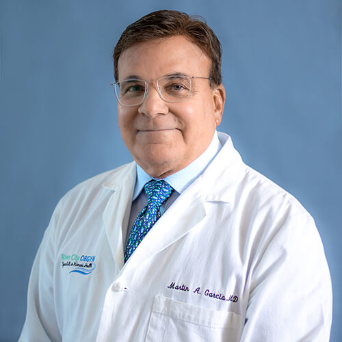 Martin A. Garcia M.D.
