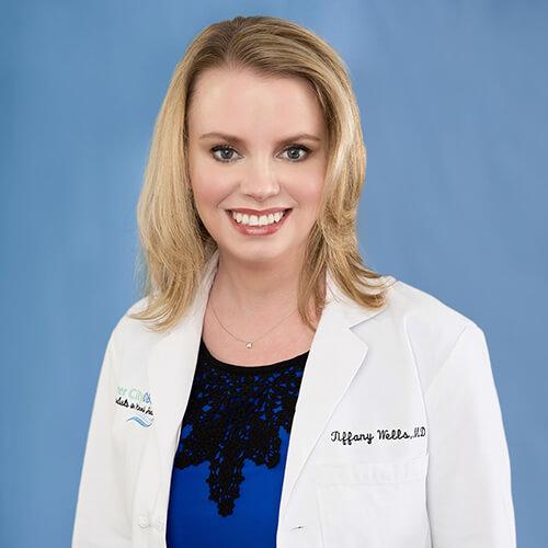 Tiffany Wells, M.D.
